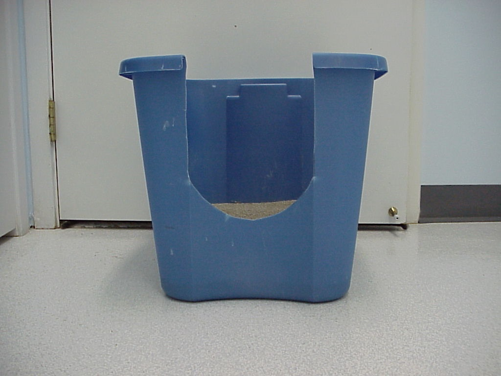 Image of converted storage bin